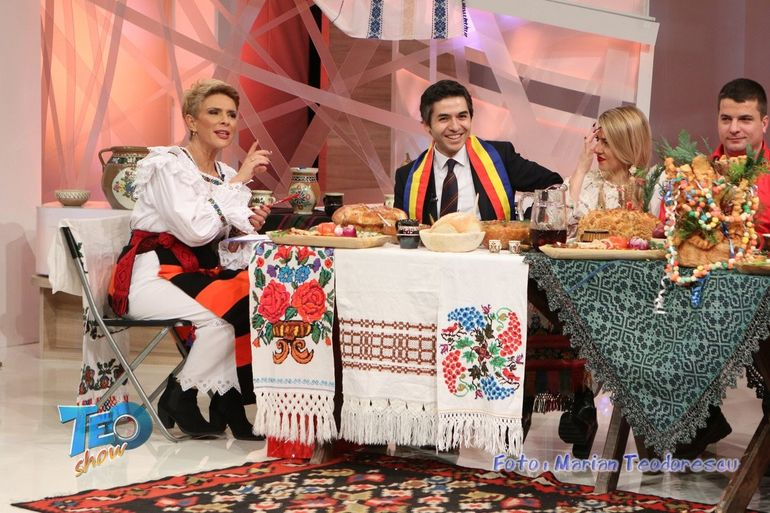 Ambasadorul Turciei in Romania, la Teo Show: