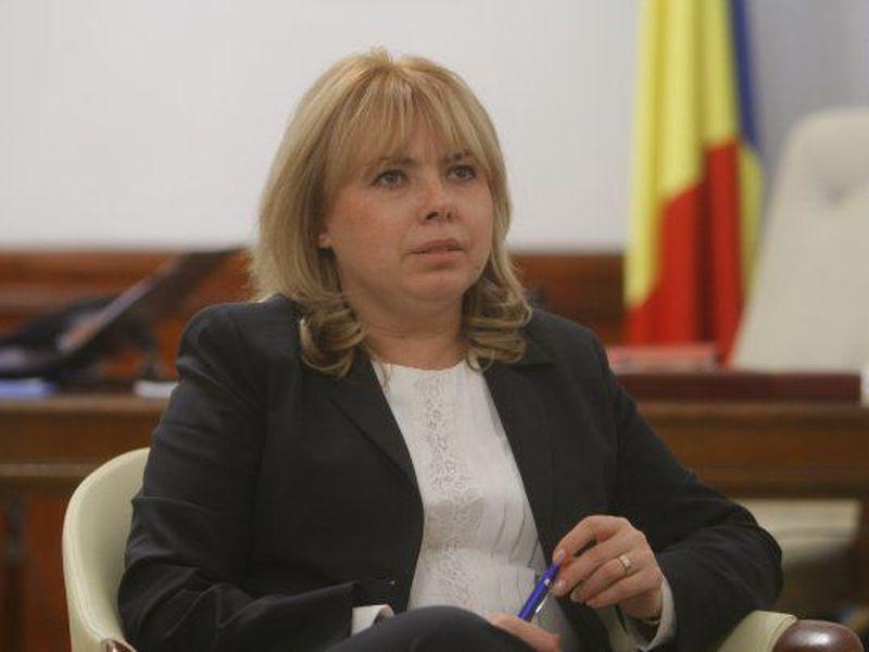 Anca Paliu Dragu este ministrul finantelor