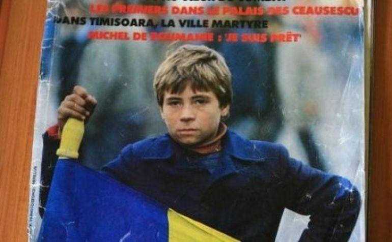 El este 'Gavroche' de Romania! Cum arata acum copilul care la 14 ani era imaginea Revolutiei din '89