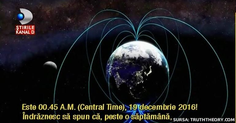 Cutremurul de 5,3 pe Richter din Romania, cauzat de o furtuna electromagnetica? Ce dezvaluiri au facut specialistii (VIDEO)