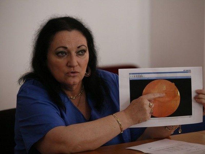 Monica Pop conduce Spitalul de Oftalmologie din Bucuresti