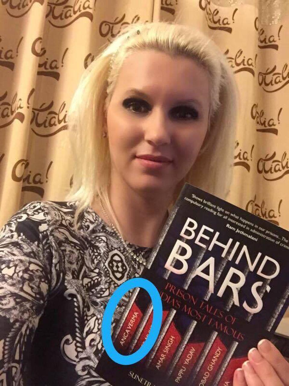 Miliardara romanca, dezvaluiri despre cosmarul trait in inchisorile din India! Anca Verma, fosta Miss Romania, este vedeta unui roman best-seller in Asia