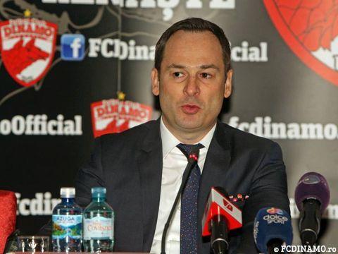 Dinamo va avea stadion nou! Anuntul facut in urma cu putin timp de clubul din Stefan cel Mare!