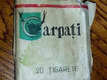 Cat costa acum un pachet de tigari Carpati? Aproape ca nu-ti vine sa crezi