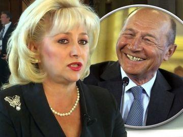Viorica Dancila, luata la pumni din cauza lui Traian Basescu! Incredibilul incident a avut loc in timpul campaniei electorale
