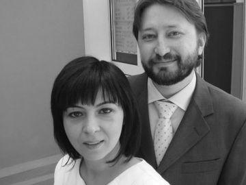 """Mesaje emotionante au curs dupa ce jurnalista Simona Tache a anuntat moartea sotului ei, Nic Sarbu: """"Nic, tine berile reci. O sa ne fie dor..."""""""