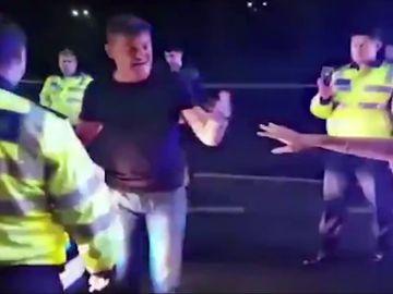 Politistul agresat de Cristian Boureanu cere daune uriase! Ce suma se asteapta sa primeasca de la fostul politician