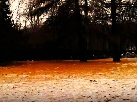 Fenomen meteo bizar in Romania! Vom avea parte de ninsoare portocalie. Ce inseamna asta