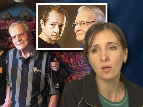 """Fiica lui Radu Beligan a anulat un spectacol pe al carui afis se afla fotografia tatalui sau: """"Susaneaua ilegala si imorala, facuta pe spinarea Tatii, nu mai are loc!"""""""