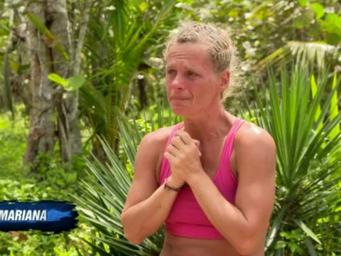Mariana, pregatiri intense pentru un nou maraton! Razboinica a dormit in autogara si a mancat langa parau