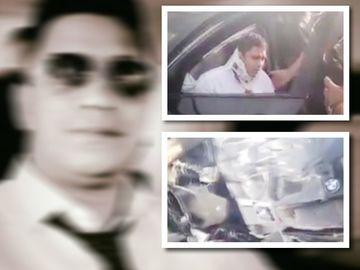 Video CUTREMURATOR de la cumplitul accident in care a fost implicat un celebru cantaret de manele, pe autostrada!