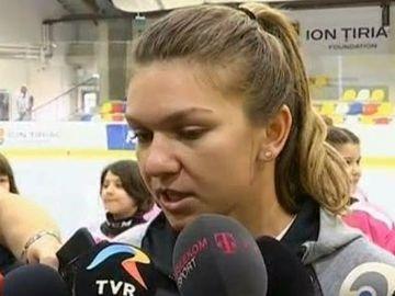 Simona Halep, prima reactie dupa incidentul de la Arena Nationala! Ce spune despre huiduielile la adresa Gabrielei Firea