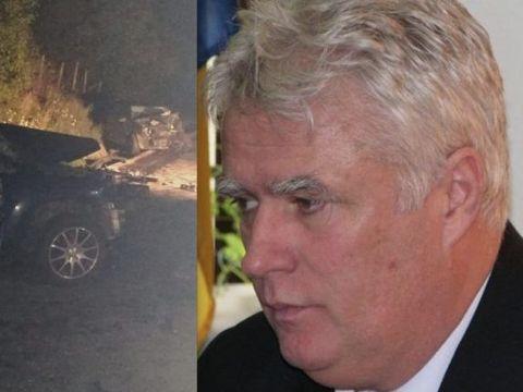 Accident grav soldat cu cinci victime, in Valcea! Un politician a murit