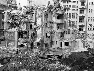 Cati oameni ar muri in Bucuresti in caz de cutremur major! Estimarea este inspaimantatoare!