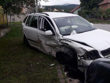 Accident teribil in Alba! Sunt mai multe victime, printre care si un copil