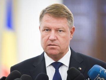 Klaus Iohannis va candida pentru un nou mandat de presedinte!