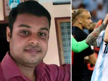 Un suporter roman s-a sinucis dupa ce echipa lui favorita de la Campionatul Mondial de Fotbal a pierdut