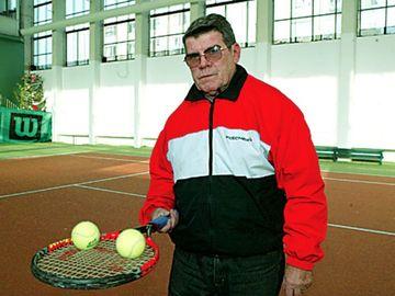 Doliu in tenisul romanesc! Alexe Bardan a murit