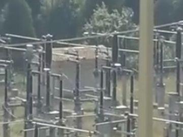 Incendiu la Portile de Fier 1! Pompierii au intervenit la fata locului