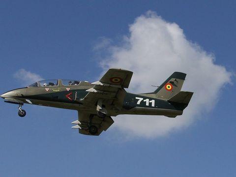 Un avion al MApN s-a prabusit! La bord se aflau doi militari romani!