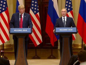 Panica in timpul intalnirii Trump-Putin! Au intervenit agentii secreti!