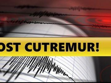 Cutremur in Romania! Ce magnitudine a avut