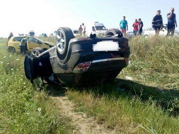 Accident teribil in Timisoara! O soferita neatenta a omorat doi oameni si a ranit alti patru