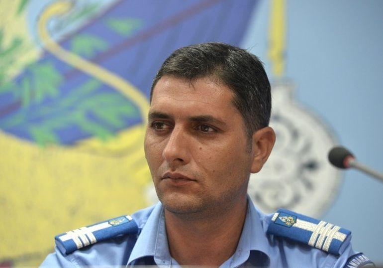 Jandarmeria are de astazi un nou sef! Inlocuitorul lui Sebastian Cucos e din Teleorman
