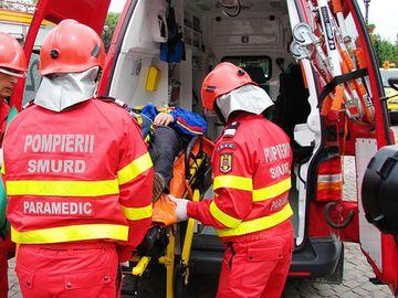 Accident grav pe un drum european! Sunt trei raniti, printre care o adolescenta de 15 ani