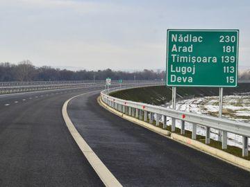 Anunt important pentru soferi! O portiune din autostrada A1 se inchide
