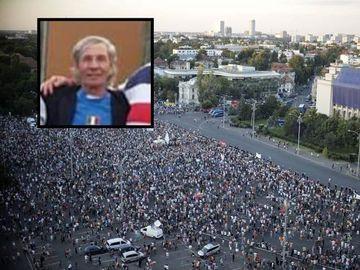 Un protestatar din Piata Victoriei A MURIT! Spitalul din Alexandria a anuntat cauza decesului