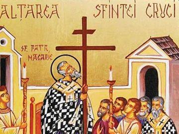Inaltarea Sfintei Cruci – 14 septembrie. Ce nu se mananca in aceasta zi. Traditii si obiceiuri