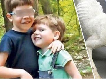Cum arata acum fratele lui Ionut Anghel, baietelul mancat de caini in Parcul Tei! S-au implinit 5 ani de la tragedie