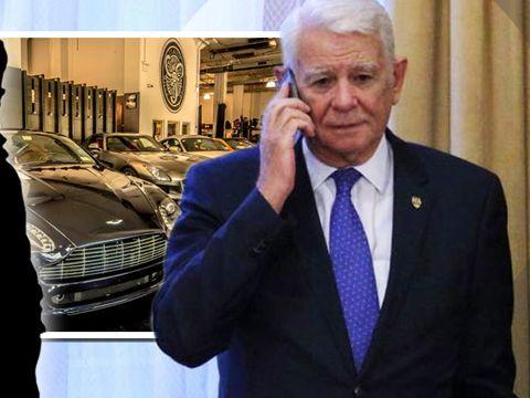 Fiul vitreg al lui Teodor Melescanu are o colectie impresionanta de masini! Vezi ce avere are barbatul numit de tatal sau consul general la Strasbourg!