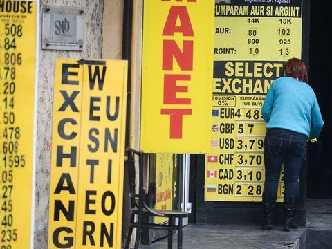 Curs BNR 19 septembrie. Cursul valutar BNR: Leul pierde teren in fata Euro