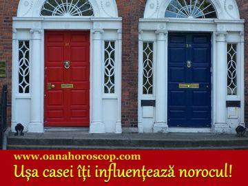 Oana Hanganu: Usa casei iti influenteaza norocul! Ce reguli trebuie sa respecti