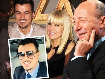 Iubitul Elenei Udrea spune ca il adora pe Traian Basescu! Vezi cum arata declaratia de dragoste a lui Adrian Alexandrov pentru fostul presedinte!