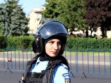 """Marturisirile cutremuratoare ale Stefaniei, jandarmerita batuta crunt in Piata Victoriei: """"M-am temut pentru viata mea"""""""