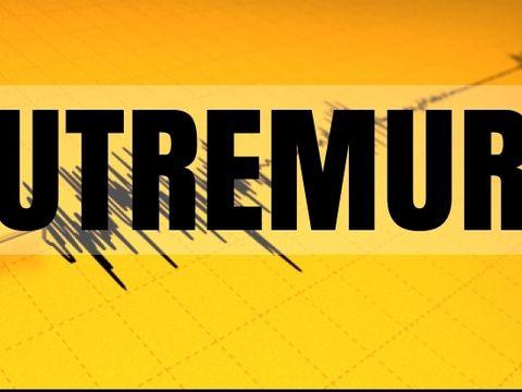 Cutremur în România, în urmă cu puţin timp