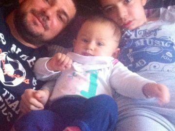 """Fiul lui Cosmin Paşcovici a murit! S-a luptat cu boala încă de la vârsta de doi ani: """"Te voi iubi mereu"""""""