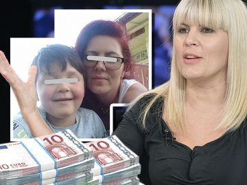 Elena Udrea a împrumutat-o cu o sumă uriaşă pe mama finului ei! Blonda nu a văzut un leu înapoi cel puţin doi ani şi jumătate!