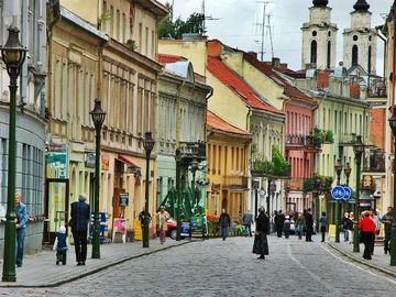Cele mai frumoase locuri din Lituania