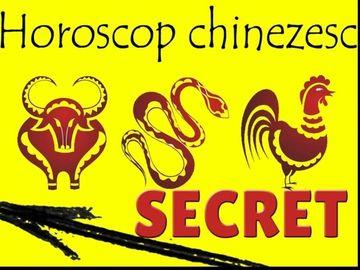 Zodiac CHINEZESC săptămânal 22-28 octombrie 2018. Un nou sfat bun ÎNŢELEPT chinezesc!