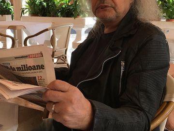 """Ilie Balaci a murit! Reacţia sfâşietoare a lui Cristi Minculescu: """"Te duseşi, dulce minune...!"""" Cei doi erau prieteni de peste 30 de ani!"""