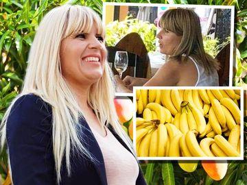 Cum a vrut Elena Udrea să se îmbogăţească din Costa Rica! Blonda a vrut să exporte banane, mango şi ananas în România!