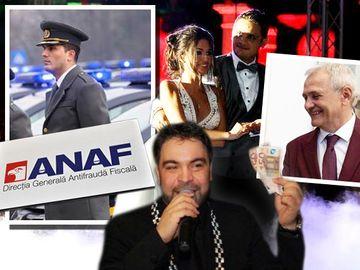 Motivul incredibil pentru care ANAF nu va controla şi facturile sau contractele de la nunta fiului lui Liviu Dragnea! La petrecerea lui Valentin, a cântat şi Florin Salam