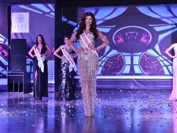 O româncă a câştigat Miss Global Model of the World! Primele declaraţii după triumf