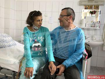 Ea este femeia căreia stilista Teo Mărăcineanu, prin moartea sa, i-a salvat viaţa. Ficatul tinerei ucise de un atac cerebral a fost transplantat Mariei, o mamă din Arad | VIDEO EXCLUSIV