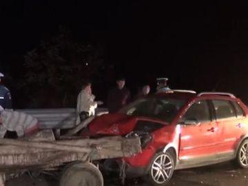 Accident grav în Bistriţa-Năsăud! Un tânăr de 21 de ani a murit