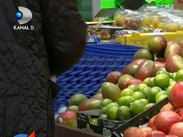 Păcăliţi cu marfă de import sau cu preţuri uriaşe la legumele româneşti! La Stirile Kanal D, ora 18:45, urmăriţi o amplă anchetă jurnalistică